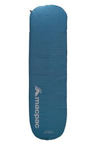 Macpac Self-Inflating Sleeping Mat — 3.8 cm, Moroccan Blue/High Rise, hi-res