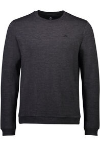 280 Merino Long Sleeve Crew - Men's, Charcoal Marle, hi-res