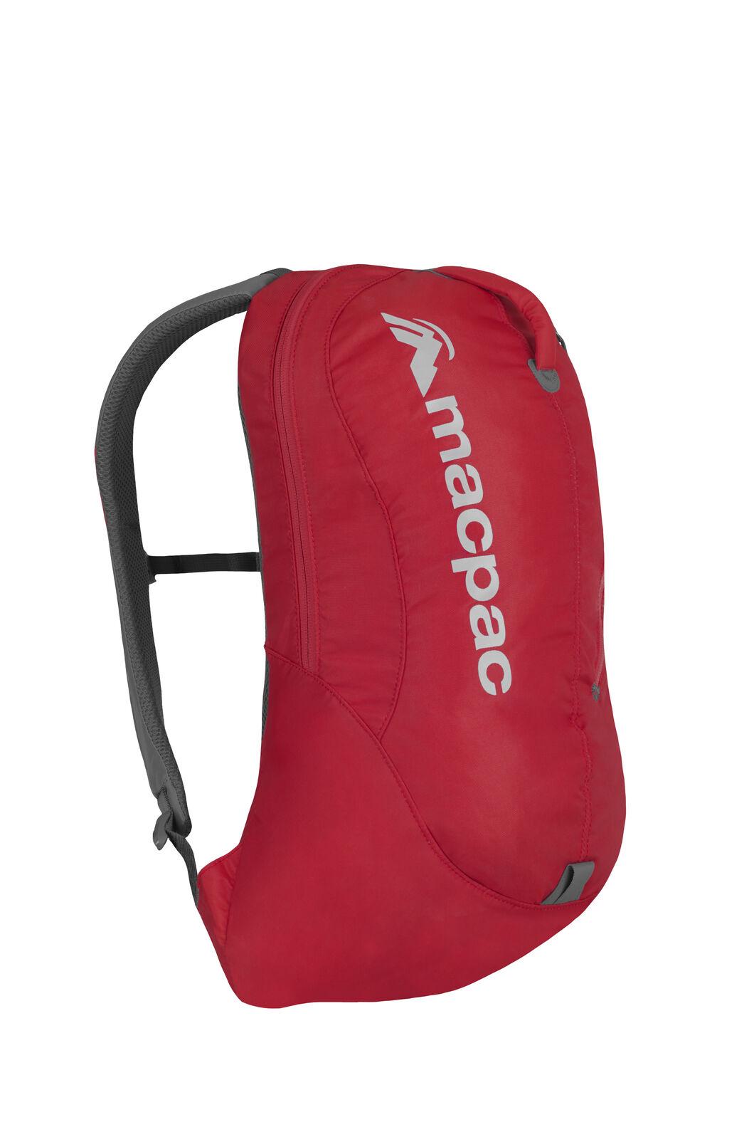 Macpac Kahuna 1.1 18L Backpack, Haute Red, hi-res