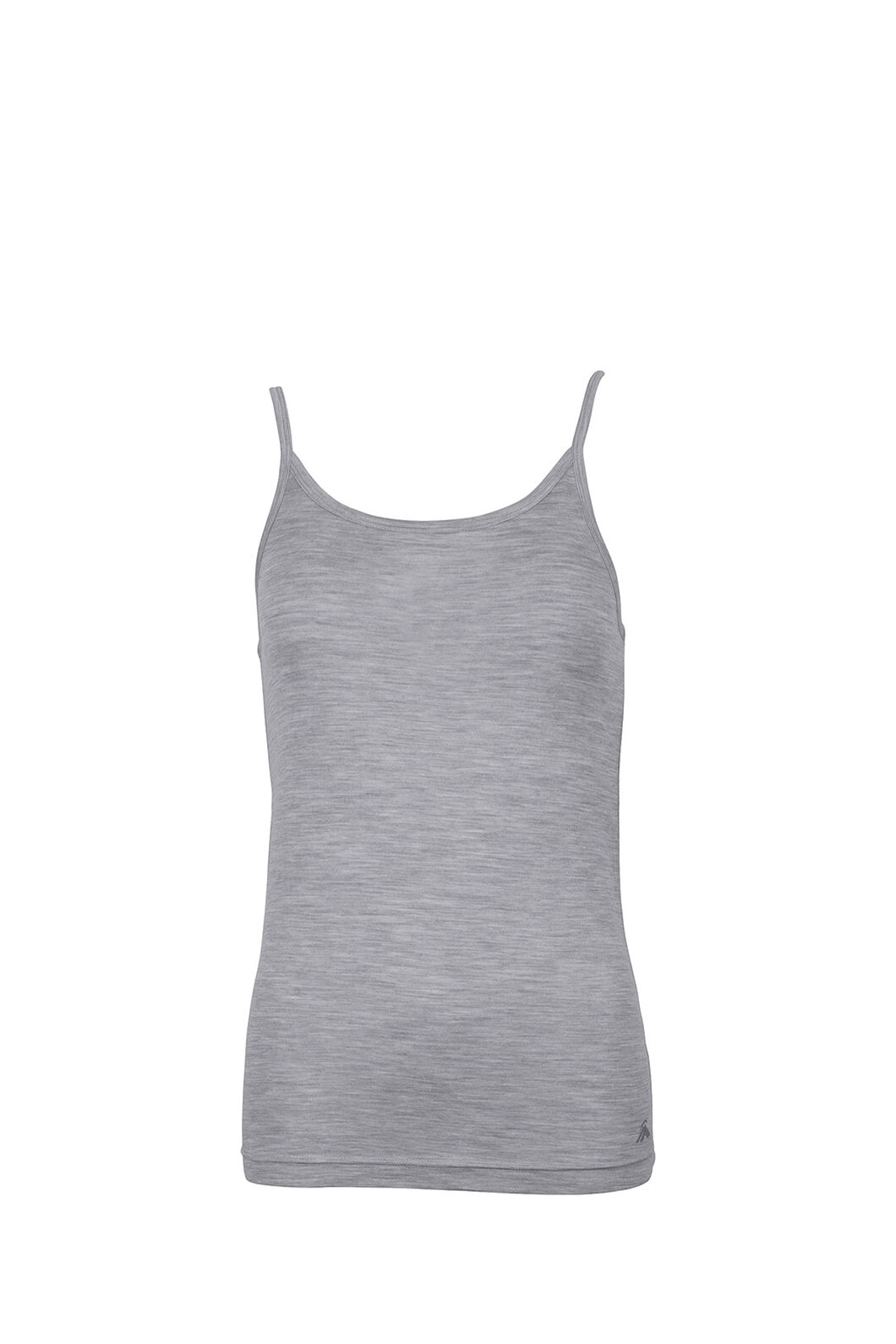 Macpac 150 Merino Camisole - Women's, Light Grey Marle, hi-res