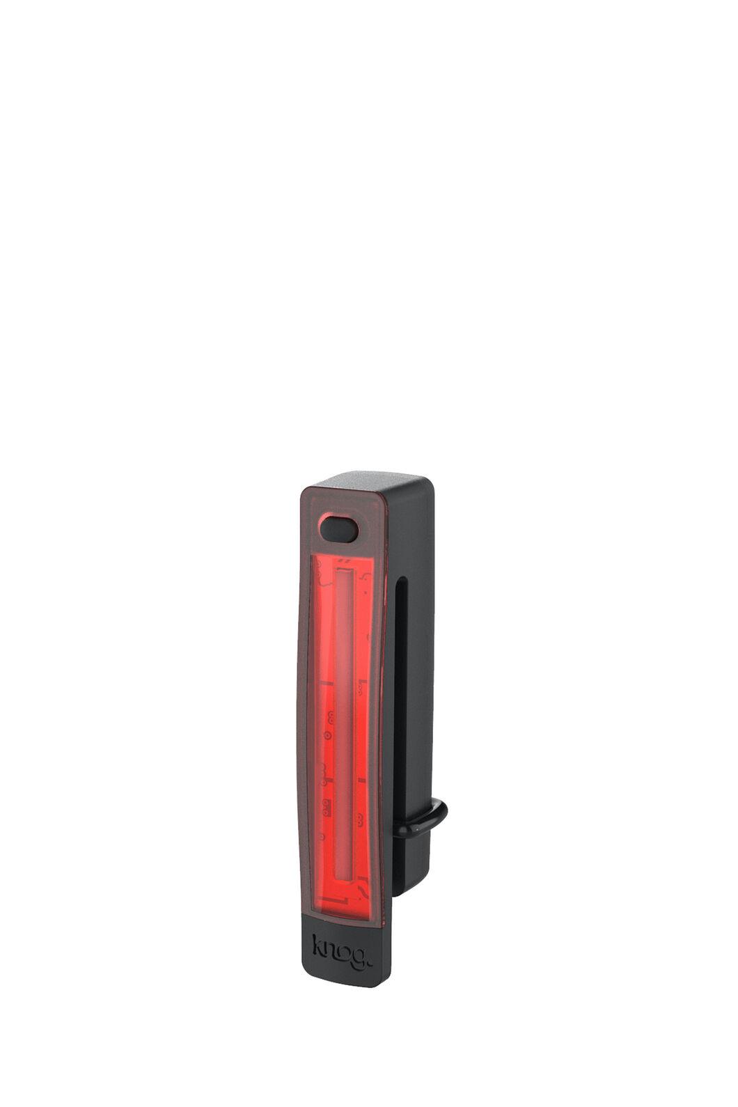 Knog Plus Free Rear Light — 20 Lumens, Black, hi-res