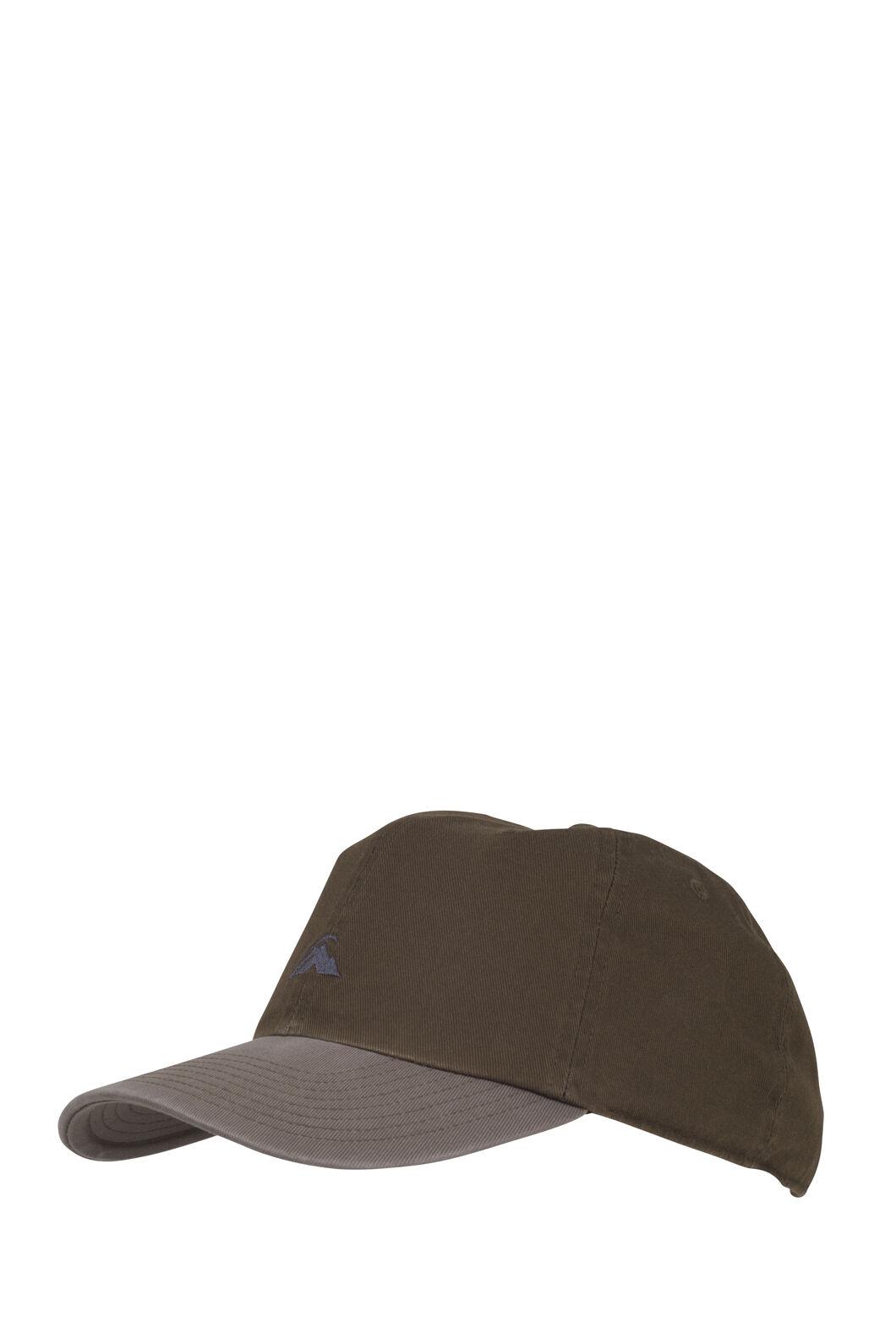 Macpac Vintage Cap, Covert Green/Peat, hi-res