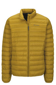 Macpac Uber Light Down Jacket — Men's, Dried Tussock, hi-res
