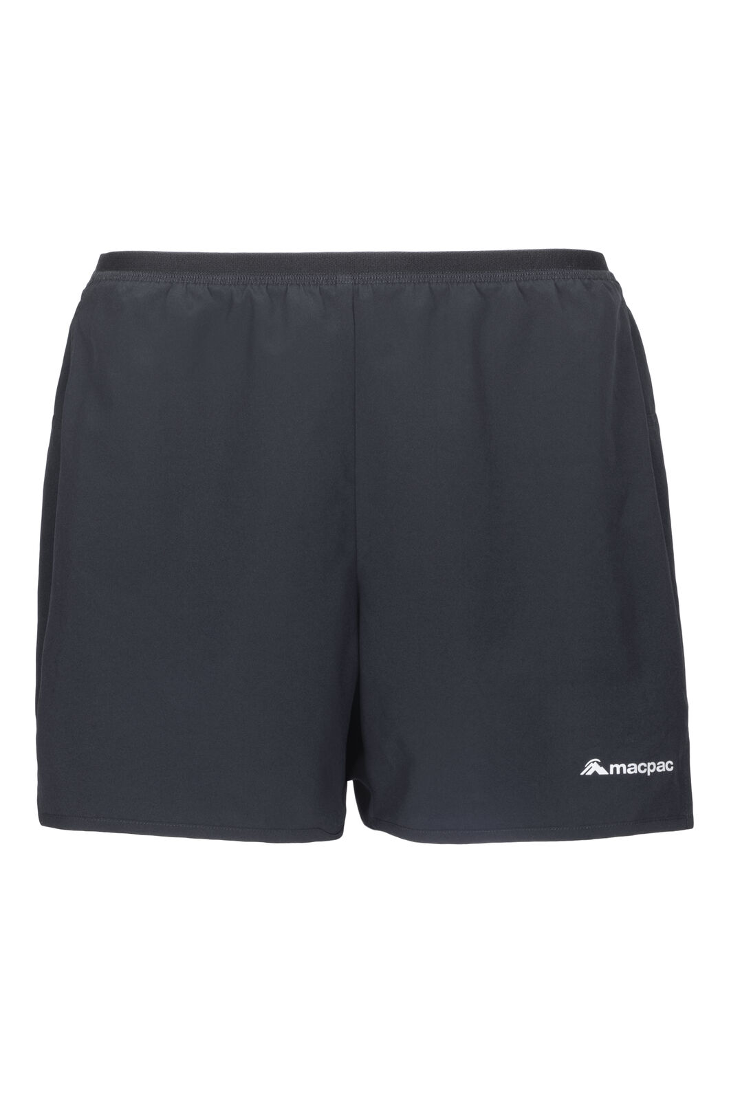 Macpac Caples Trail Shorts — Women's, Black, hi-res