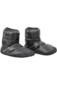 Macpac Down Booties, Black, hi-res