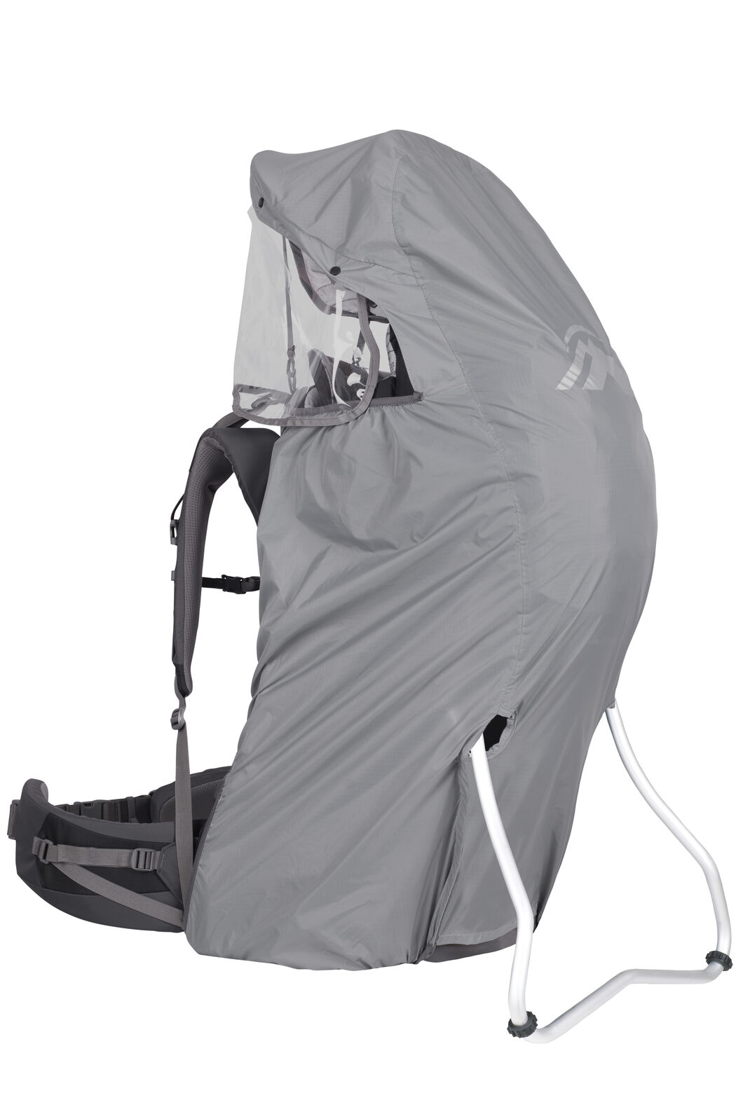 Macpac Rainbow Rain Cover V2, Lt Grey, hi-res