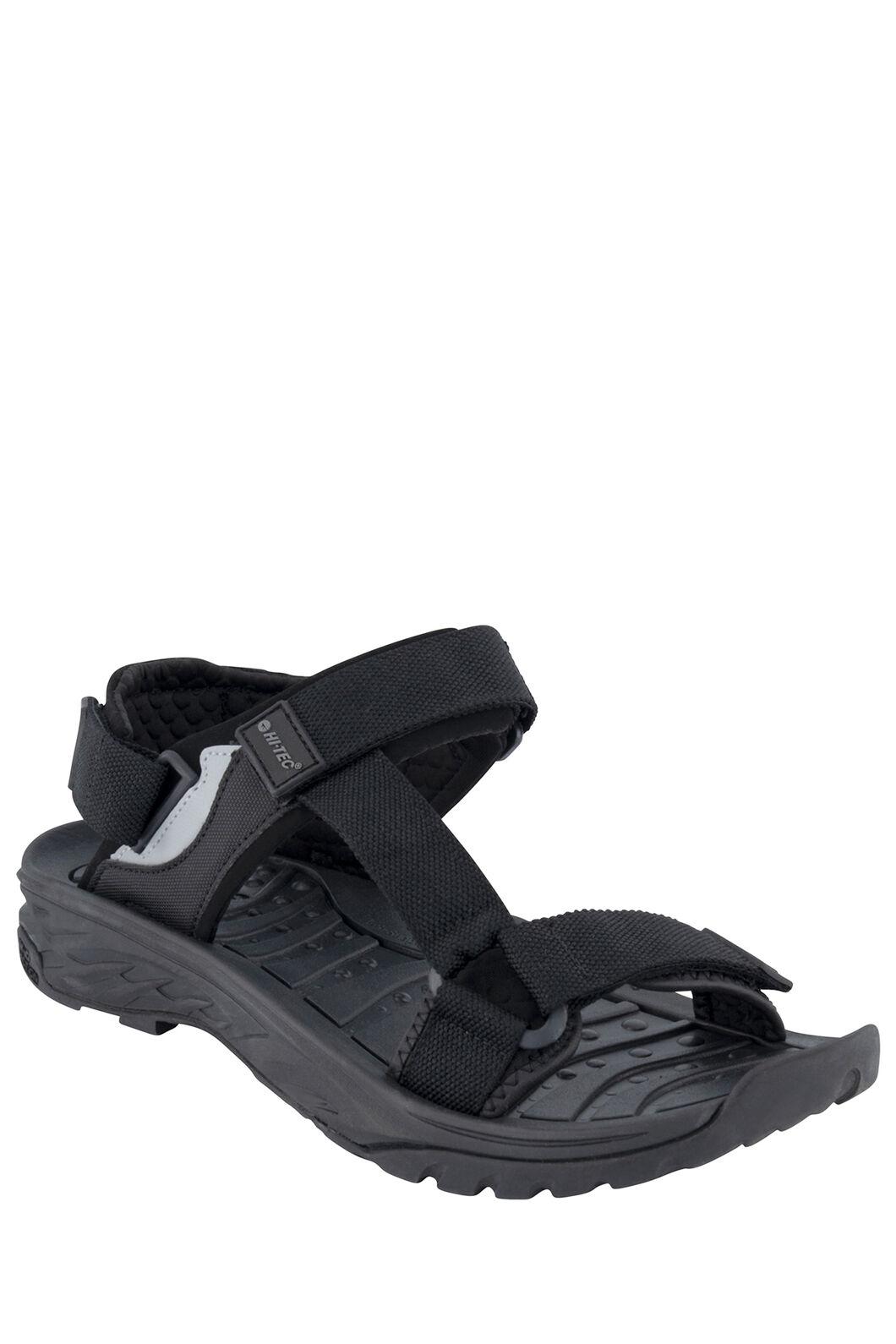 Hi-Tec Ula Raft Sandals Men's, Black, hi-res