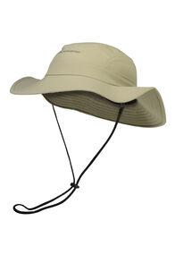 Macpac Nylon Hat, Khaki, hi-res