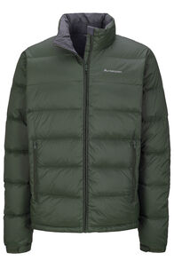 Macpac Halo Down Jacket — Men's, Kombu Green, hi-res