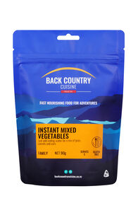 Back Country Instant Mixed Vegetables — Gluten Free, None, hi-res