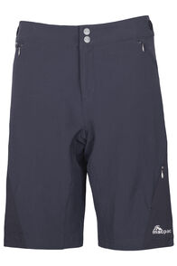 Macpac Stretch Mountain Bike Shorts Womens, Black, hi-res