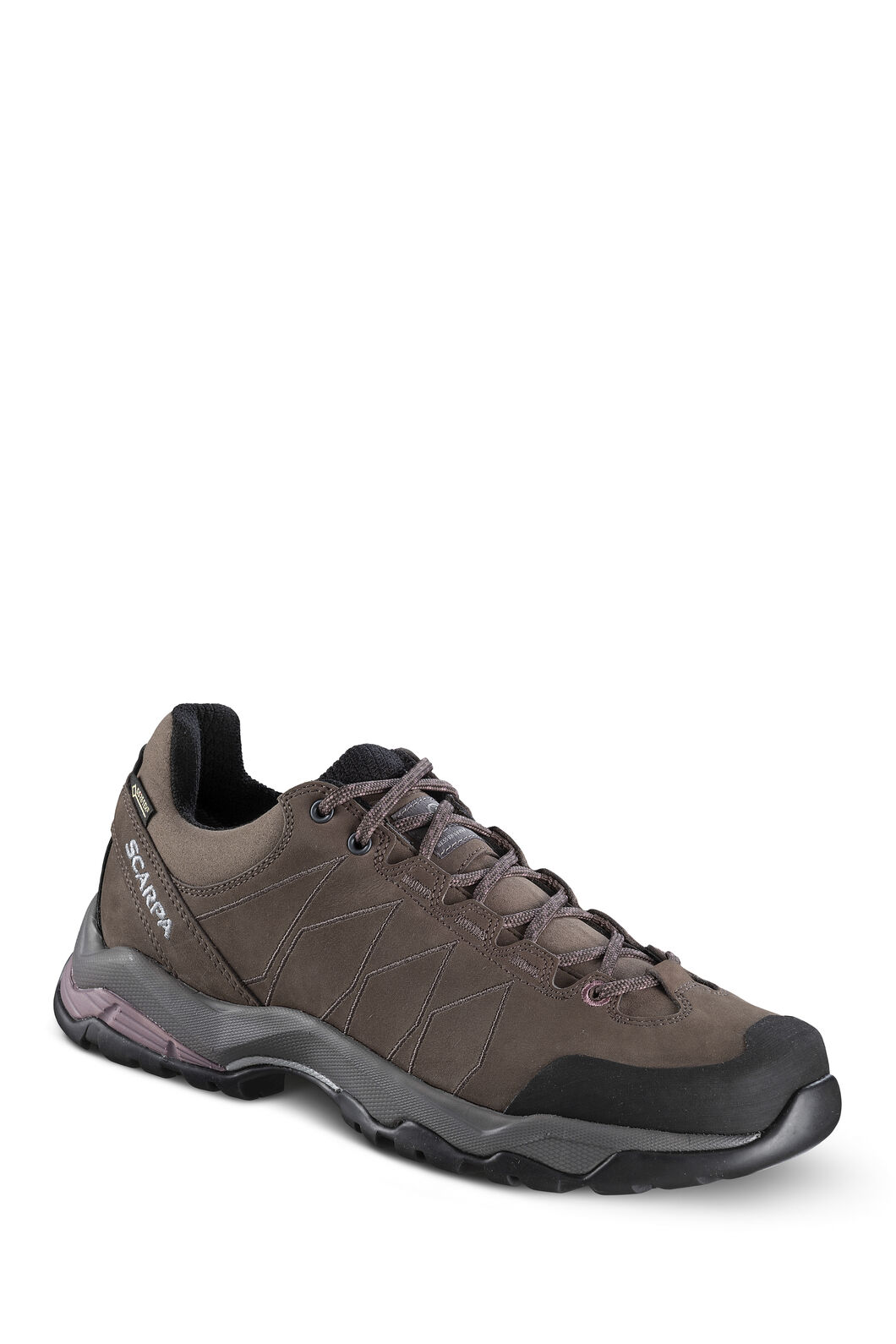 Scarpa Moraine Plus GTX Hiking Shoes - Women's, Charcoal/Dark Plum, hi-res