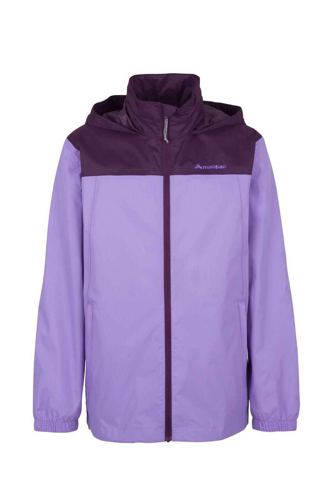 Macpac Pack-It-Jacket - Kids', Lavender/Purple, hi-res