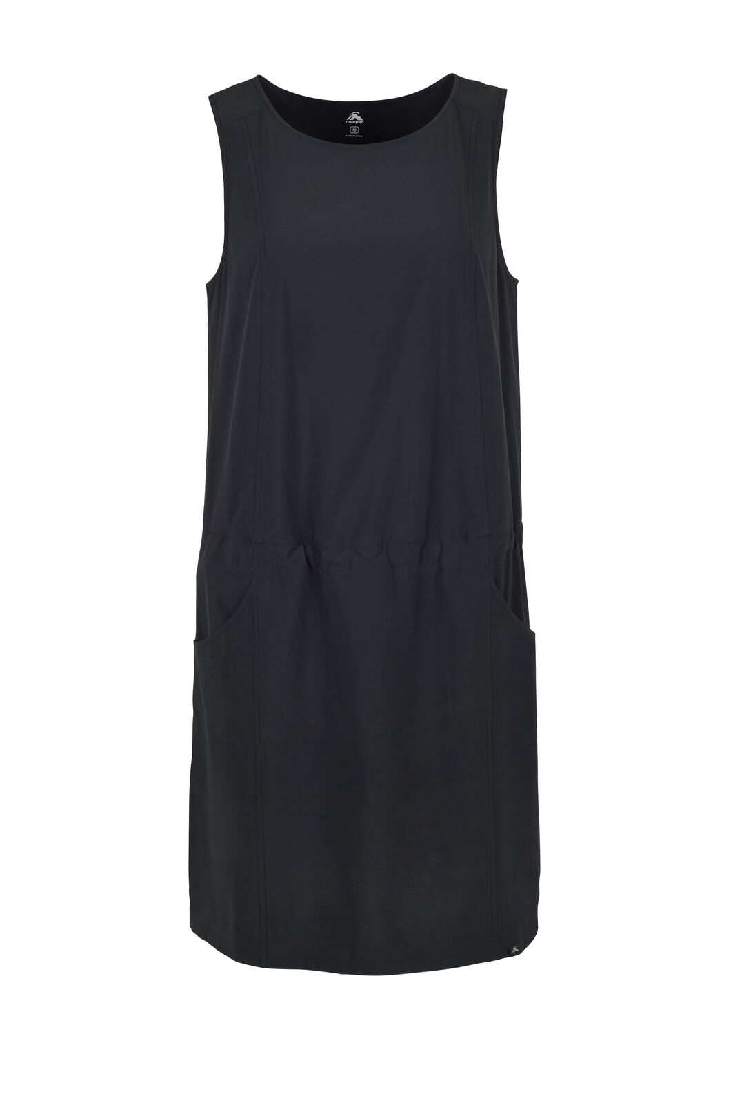 Macpac Mica Dress - Women's, Black, hi-res