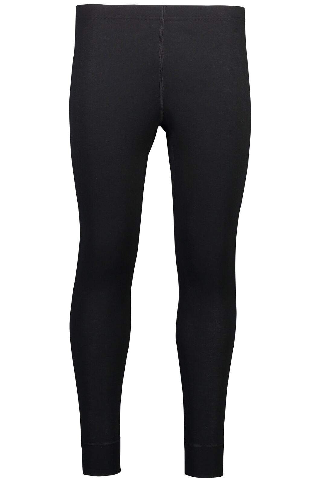 Macpac Geothermal Long Johns - Unisex, Black, hi-res