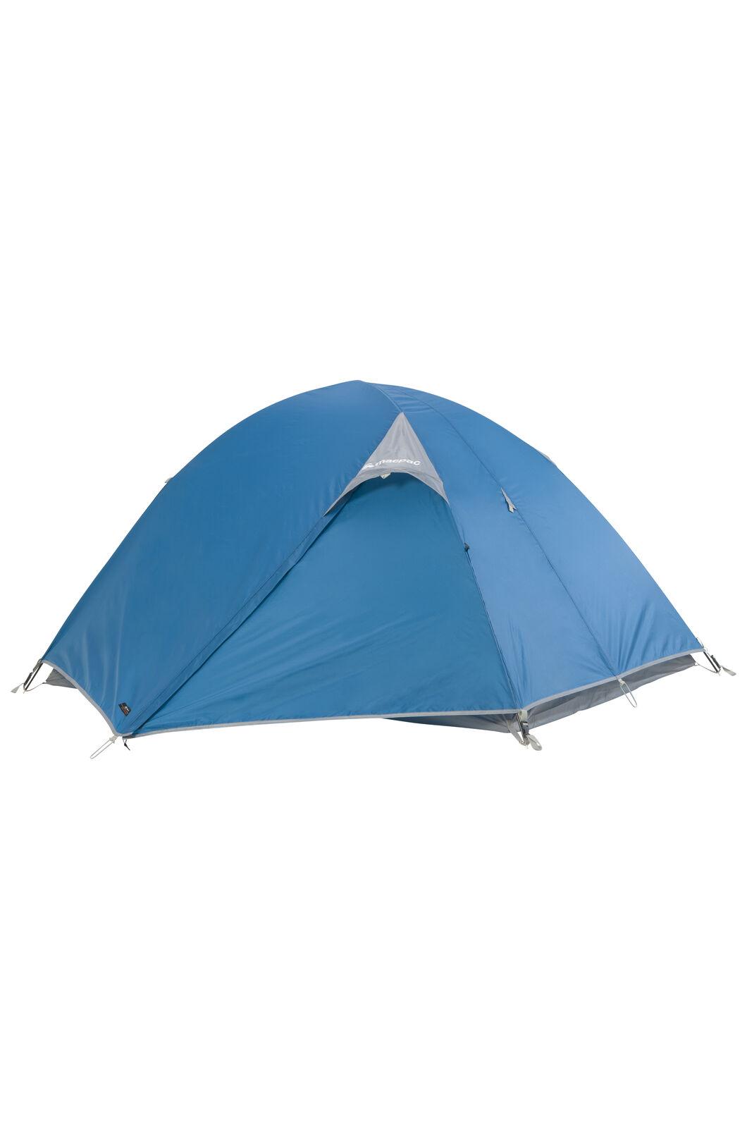 Macpac Apollo Camping Tent, Imperial Blue, hi-res
