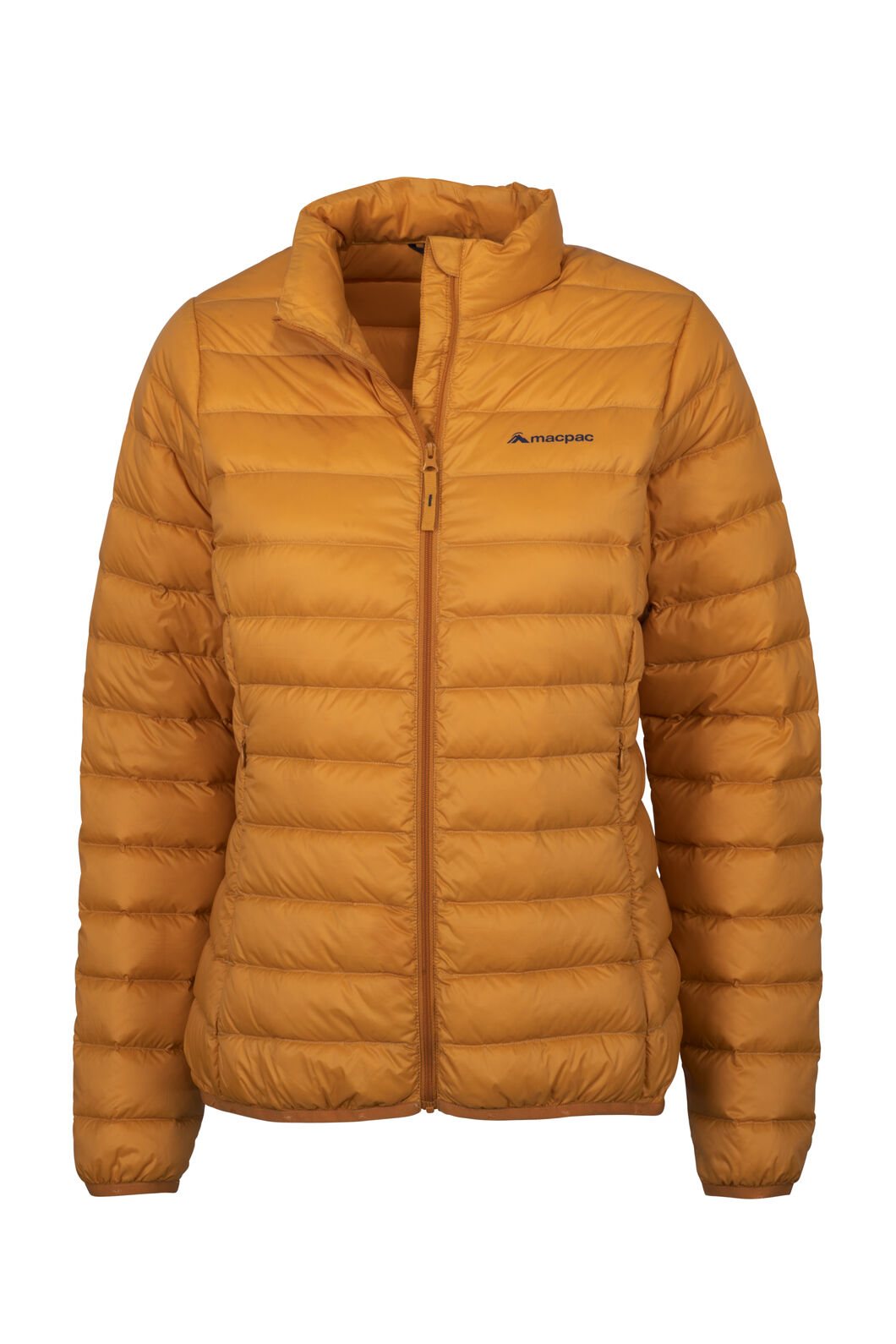 Macpac Uber Light Down Jacket — Women's, Inca Gold, hi-res