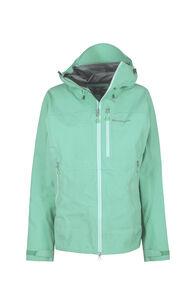 Macpac Lightweight Prophet Pertex® Rain Jacket — Women's, Turquoise, hi-res