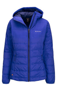 Macpac Sou'west PrimaLoft® Hooded Jacket — Women's, Dazzling Blue, hi-res