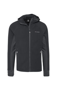 Macpac Mountain Hooded Jacket — Men's, Black, hi-res