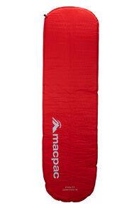 Macpac Self-Inflating Sleeping Mat — 2.5 cm, Salsa, hi-res