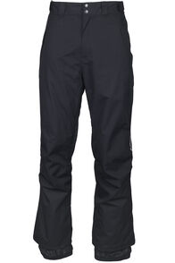 Powder Ski Pants - Men's, Black, hi-res