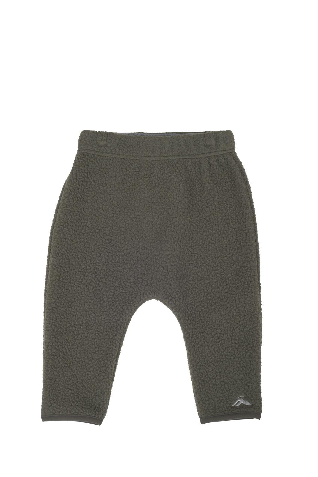Macpac Acorn Fleece Pants - Baby, Grape Leaf, hi-res