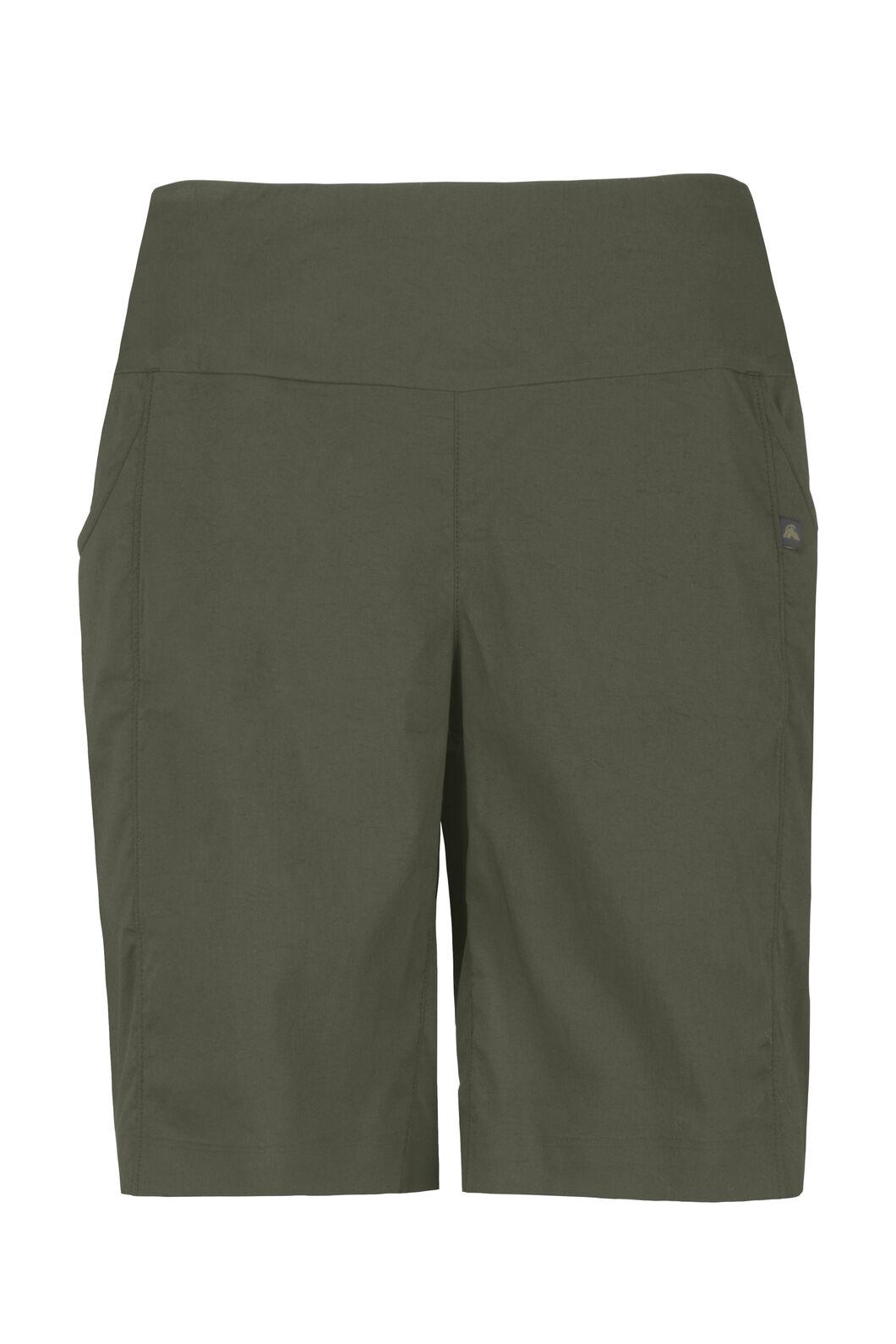 Macpac Ria Shorts - Women's, Grape Leaf, hi-res