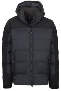Macpac Ember HyperDRY™ Down Jacket — Men's, Black, hi-res