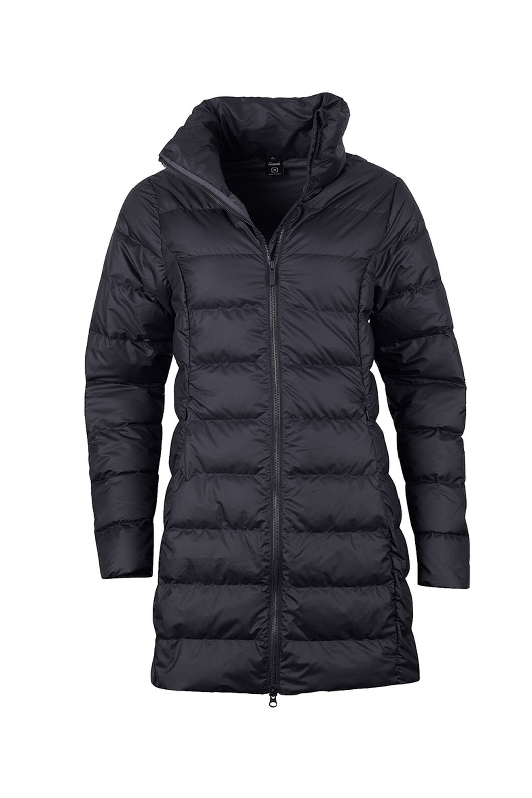 Macpac Demi Down Coat - Women's, Black, hi-res