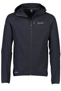 Mannering Hooded Jacket - Men's, Black, hi-res