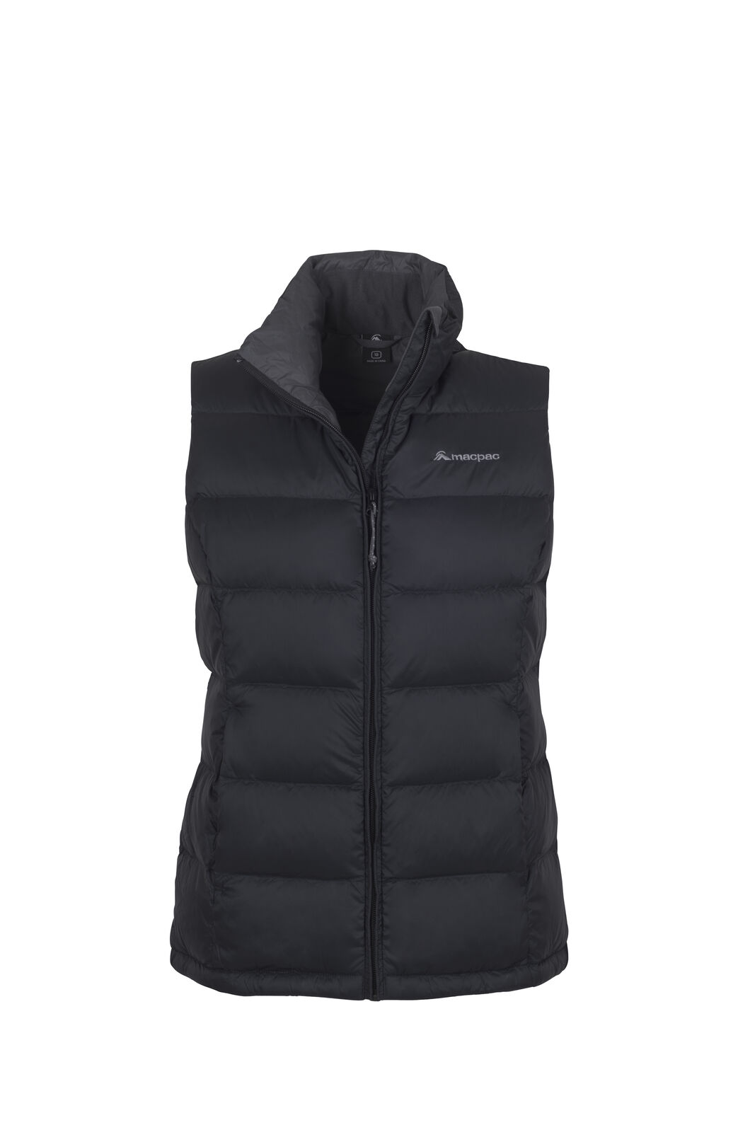 Macpac Halo Down Vest - Women's, Black, hi-res