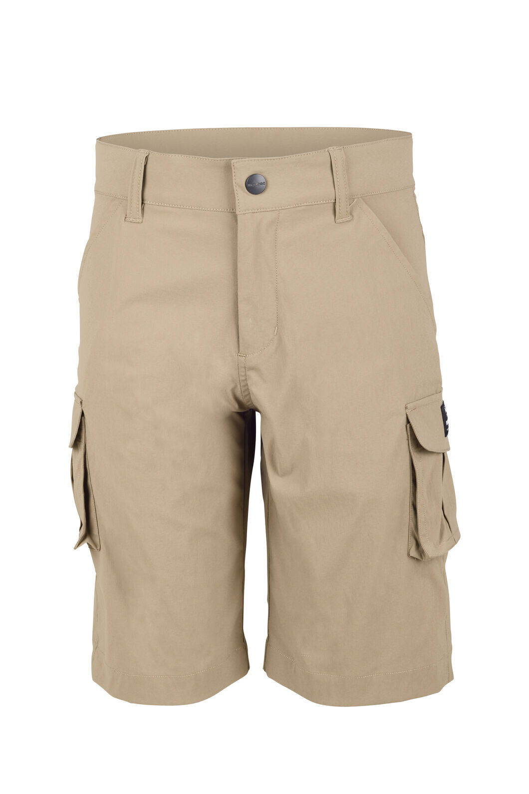 Macpac Lil Drifter Shorts - Kids', Covert Green, hi-res