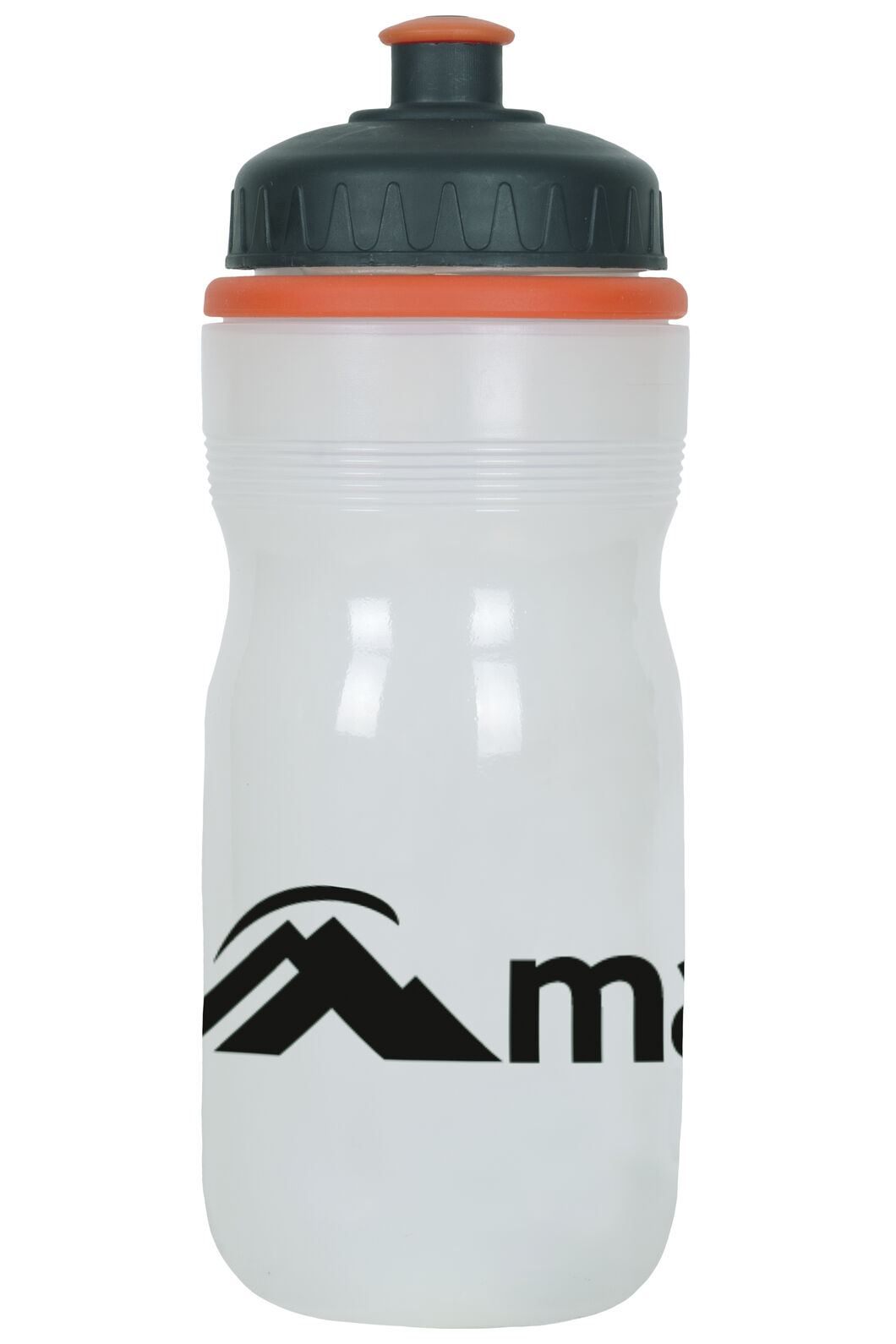 Macpac Logo Bottle 500mL, Transparent, hi-res