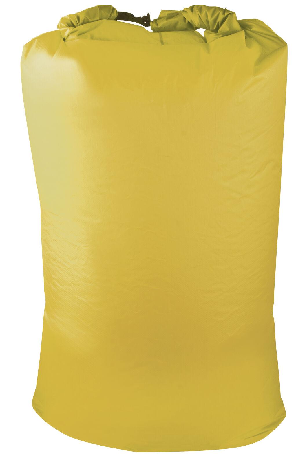 Macpac Ultralight Pack Liner Large, Yellow, hi-res