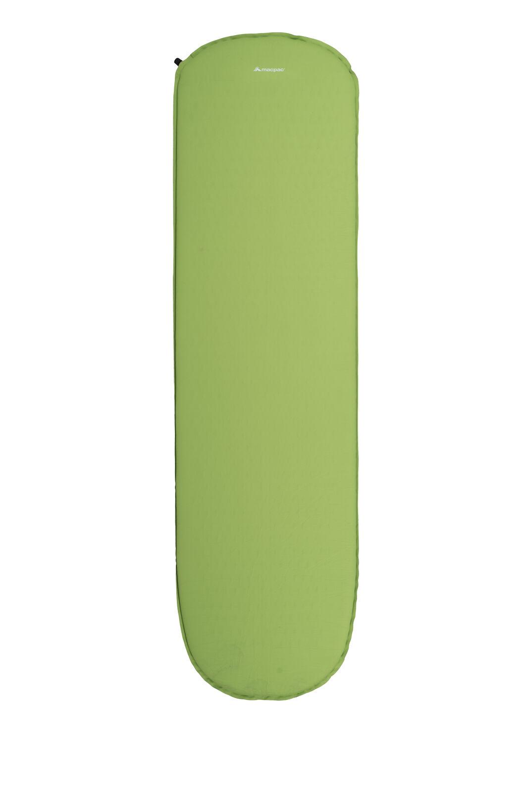 Macpac Self-Inflating Sleeping Mat — 3.8 cm, Treetop, hi-res
