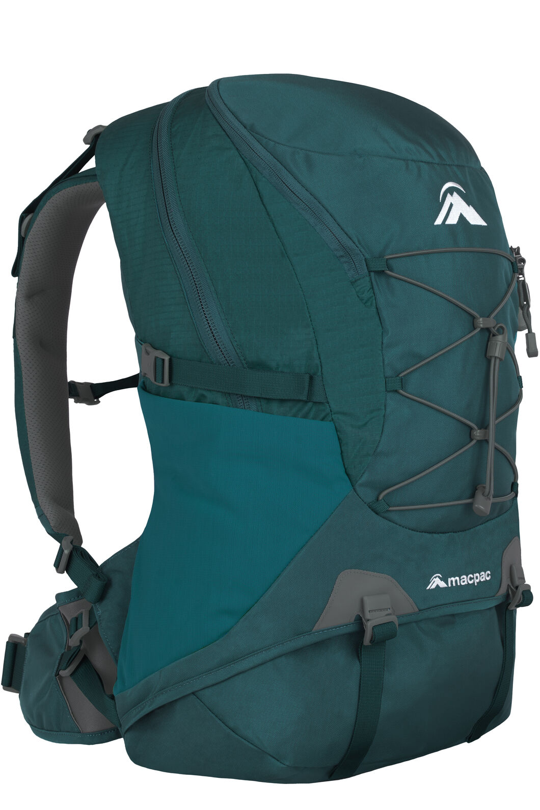 Macpac Voyager 35L Pack, Ocean Depths, hi-res