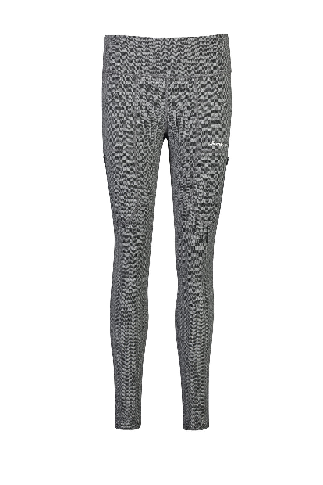 Macpac Wander Tights - Women's, Chariak, hi-res