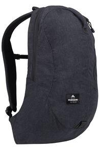 Macpac Kahuna 18L Urban Backpack, Black, hi-res