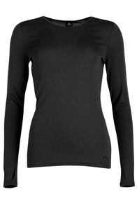 220 Merino Top - Women's, Black, hi-res