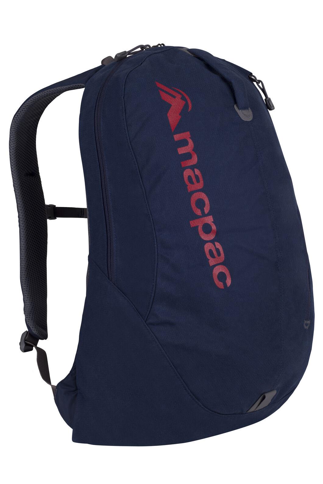 Macpac Kahu 22L AzTec® Backpack, Black Iris/Red, hi-res