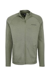 Macpac Tennyson 320 Merino Jacket — Men's, Vetiver, hi-res