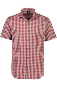 Macpac Crossroad Short Sleeve Shirt - Men's, Sundried Tomato, hi-res