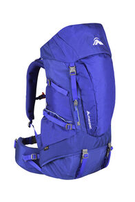 Macpac Torlesse 50L Hiking Pack, Clematis Blue, hi-res