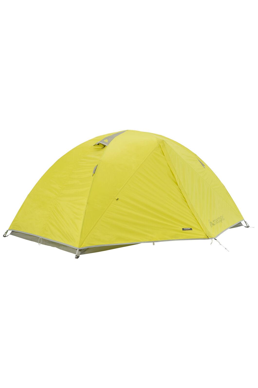 Macpac Duolight Tramping Tent, Citronelle, hi-res