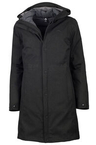 Element Three-In-One Coat - Women's, Black, hi-res