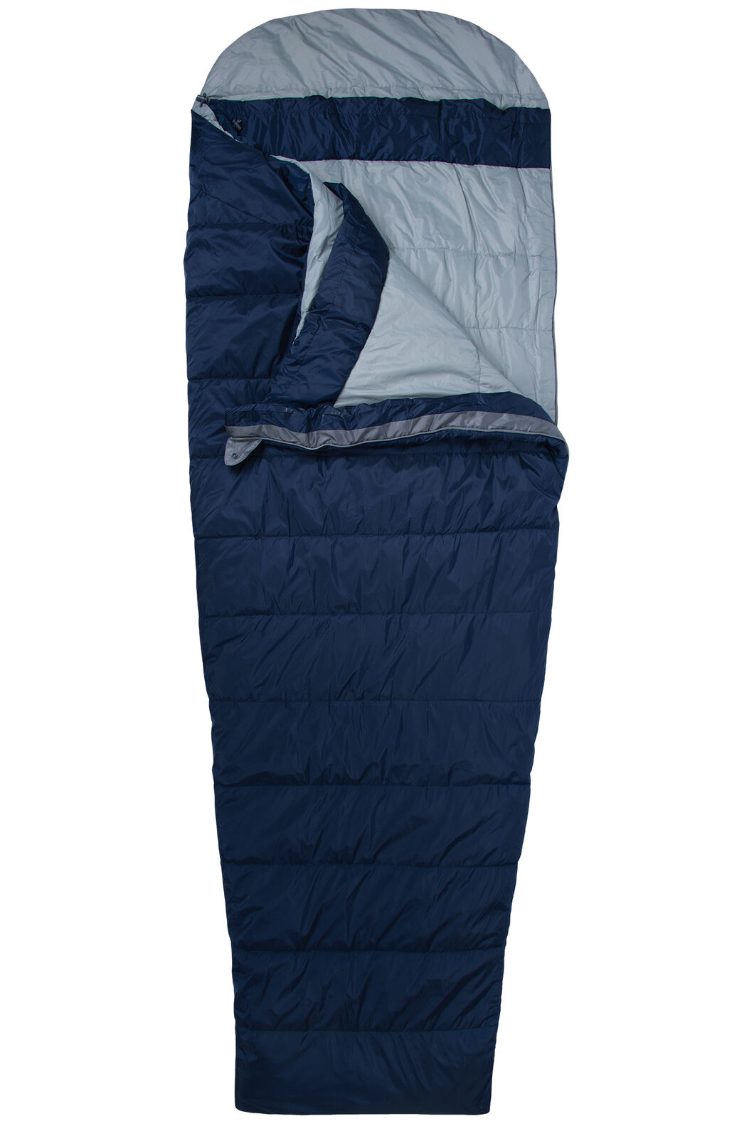 Macpac Roam Synthetic 350 Sleeping Bag - Extra Large, Black Iris, hi-res