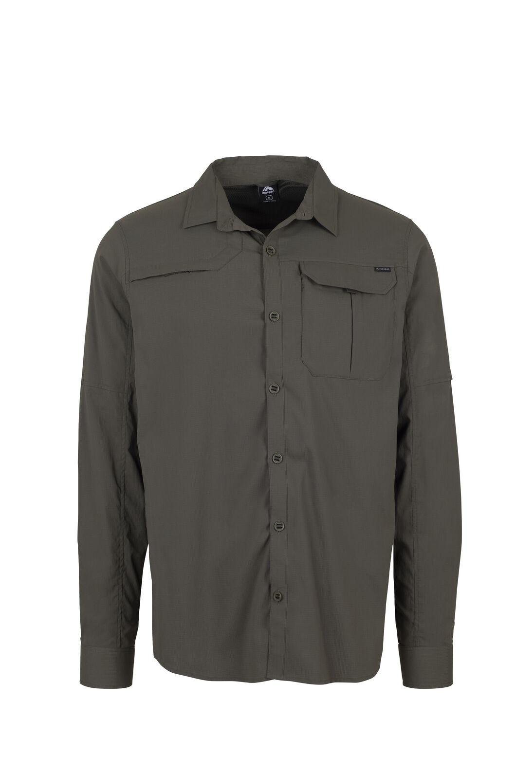 Macpac Ranger Shirt - Men's, Grape Leaf, hi-res