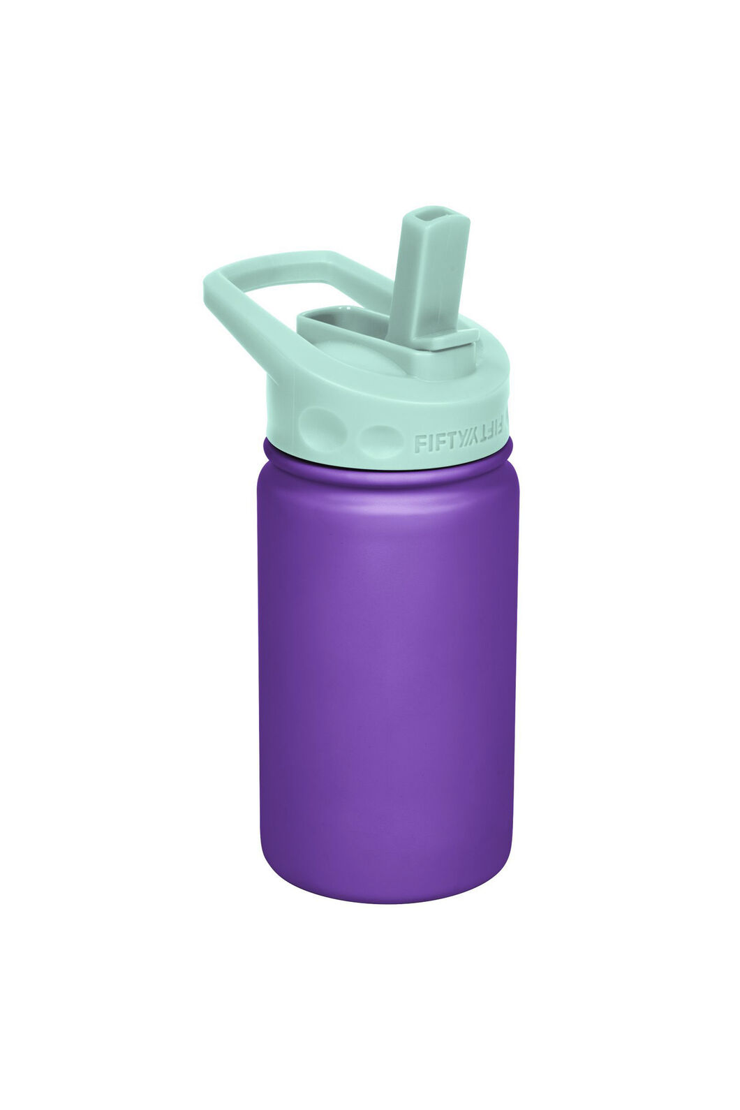 FIFTY/FIFTY® Insulated Kids' Bottle — 12 oz./355 ml, Purple/Cool Mint, hi-res