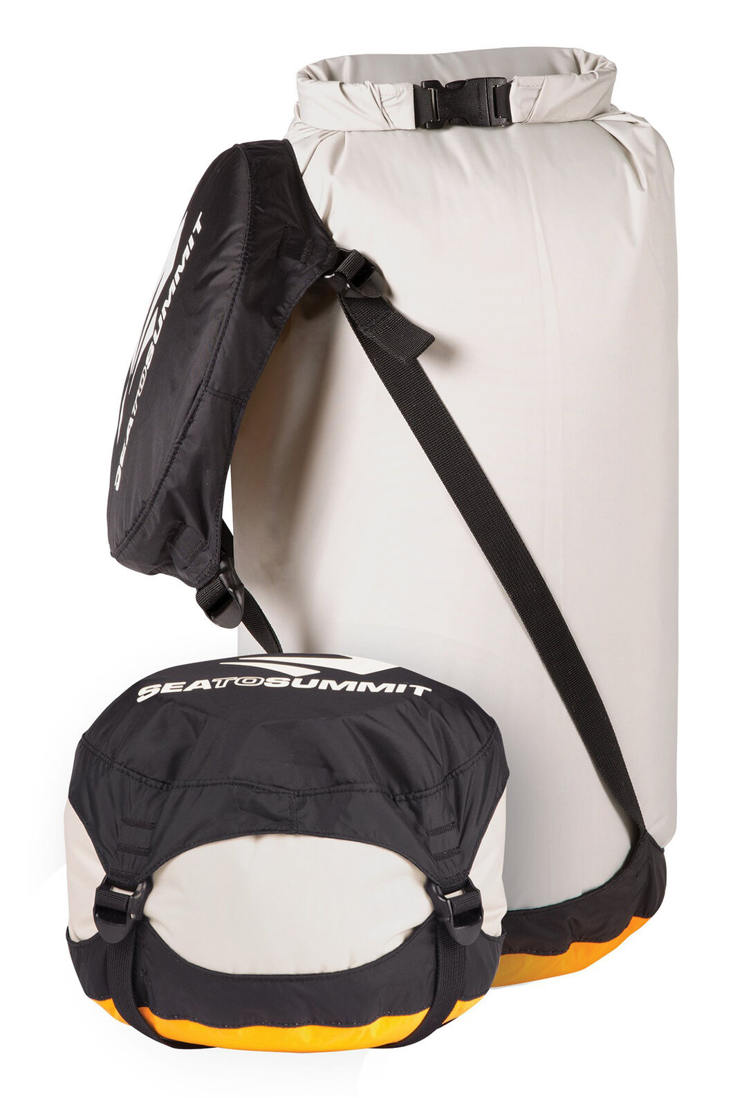 Sea to Summit eVent® Compression Drysack - 10L, None, hi-res